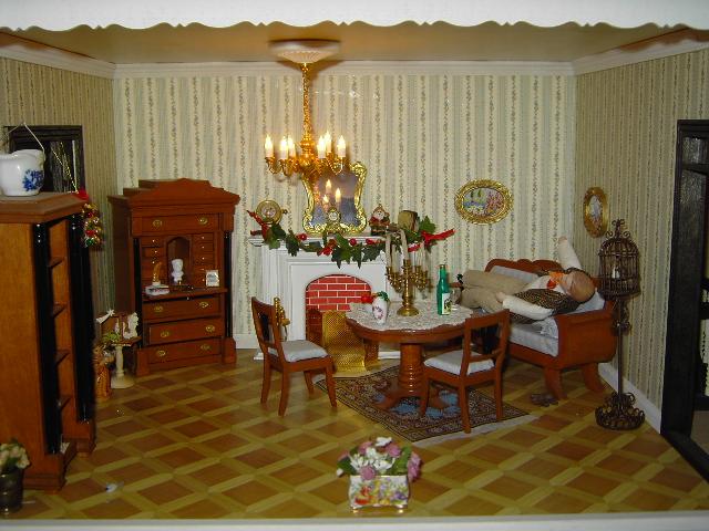 Karinkreativ Puppenhaus